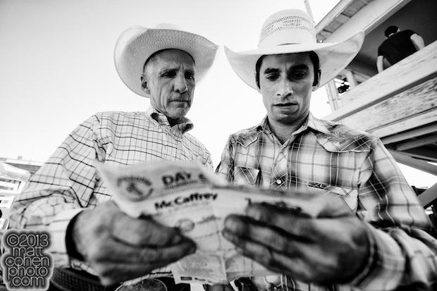 2013 Clovis Rodeo - John Growney & Simao da Silva