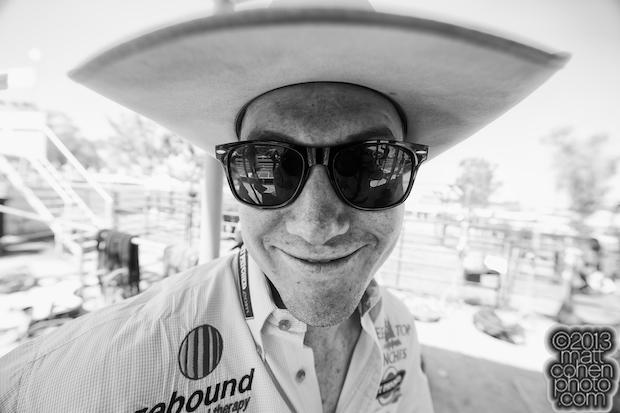 2013 Clovis Rodeo - Steven Peebles