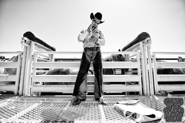 2013 Clovis Rodeo - Jared Smith