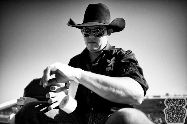 2013 Clovis Rodeo - Sam Spreadborough