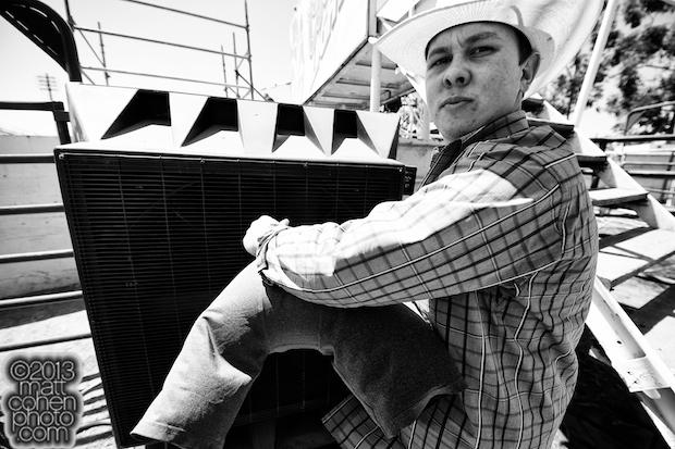 2013 Clovis Rodeo - Trey Benton III