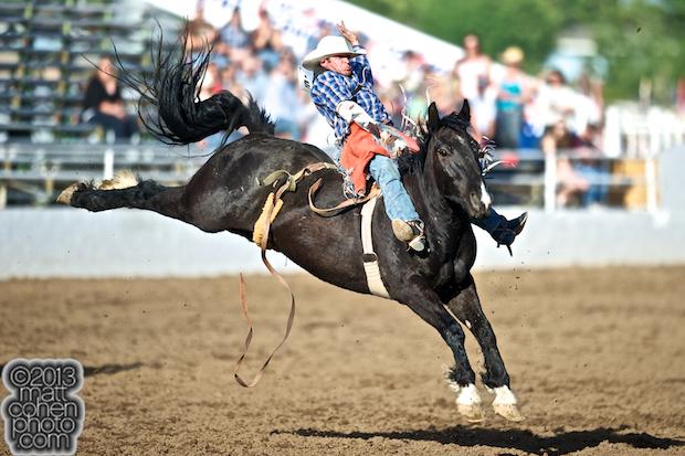 2013 Clovis Rodeo - Micky Downare