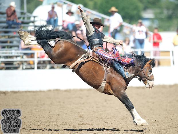2013 Clovis Rodeo - Cody Wright