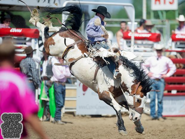 2013 Clovis Rodeo - Sterling Crawley
