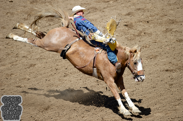 2013 Clovis Rodeo - Bobby Mote