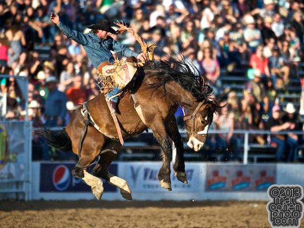 2013 Clovis Rodeo - Ty Atchison