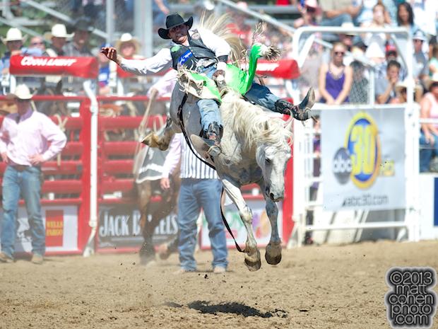 2013 Clovis Rodeo - Josi Young