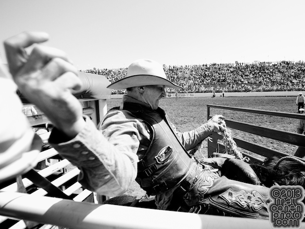 2013 Clovis Rodeo - Jacob Huserik