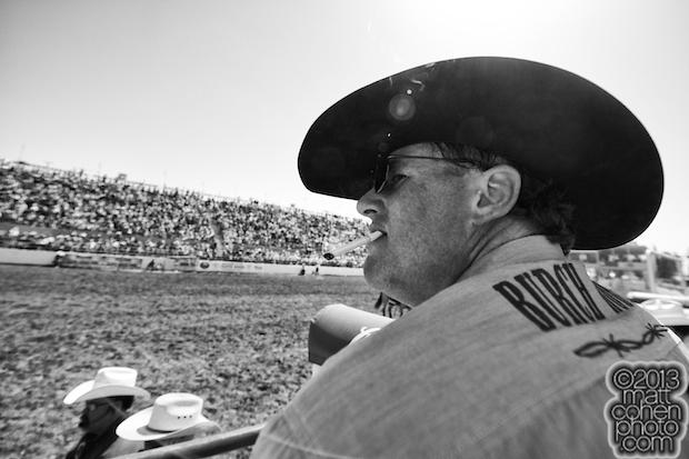 2013 Clovis Rodeo - Chad Burch