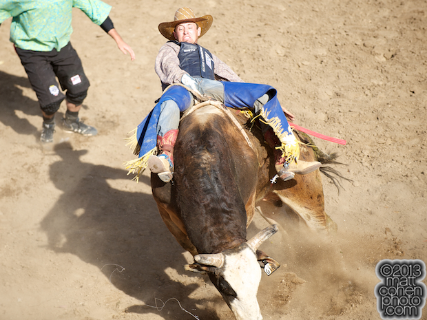 2013 Clovis Rodeo - Tyler Smith
