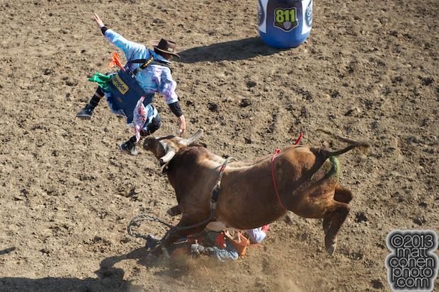2013 Clovis Rodeo - Eric Layton