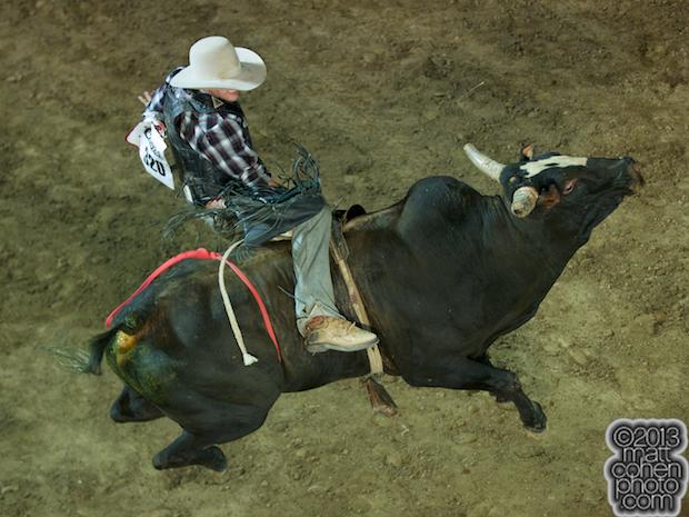 2013 Clovis Rodeo - Kaycee Rose