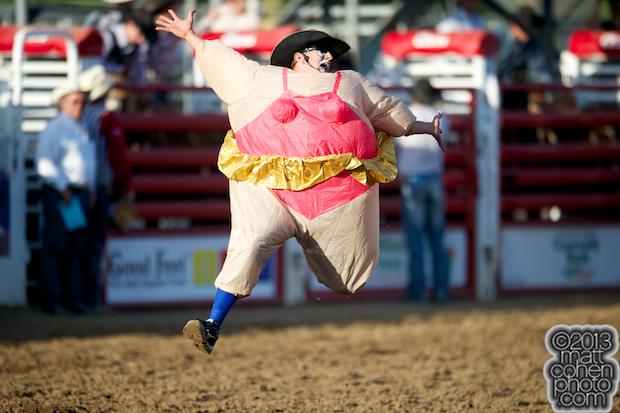 2013 Clovis Rodeo - JJ Harrison