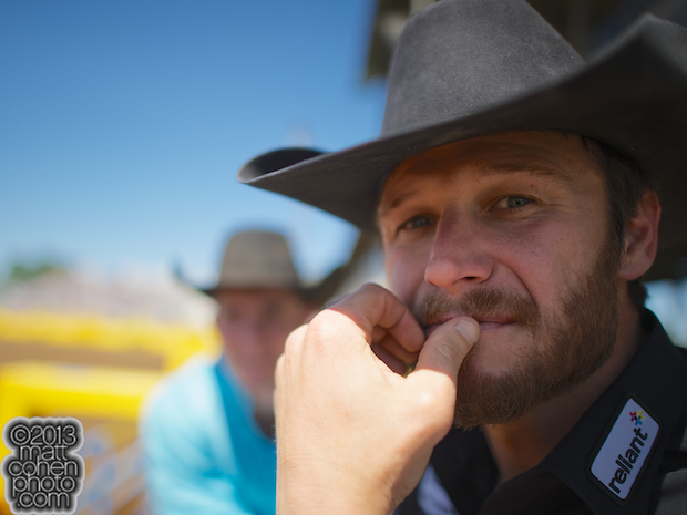 2013 Red Bluff Round-Up - Clint Cannon