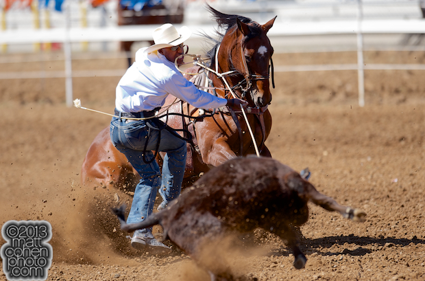2013 Red Bluff Round-Up - Cory Solomon