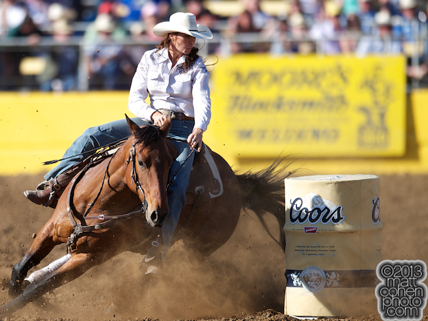 2013 Red Bluff Round-Up - Kelli Tolbert