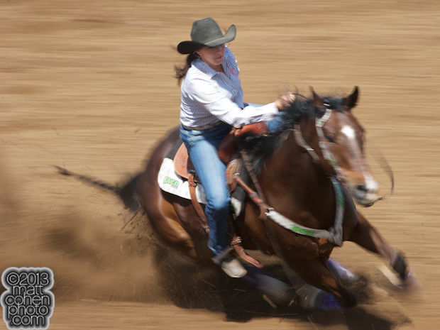 2013 Red Bluff Round-Up - Sheena Robbins