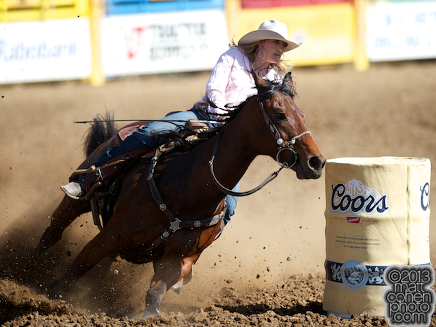2013 Red Bluff Round-Up - Jandee Smart