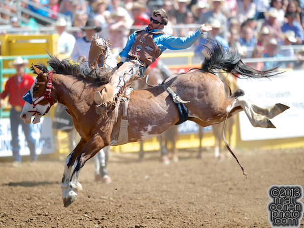 2013 Red Bluff Round-Up - Winn Ratliff