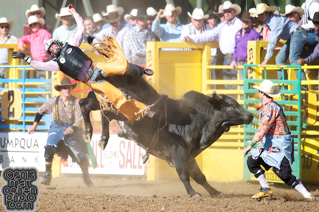 2013 Red Bluff Round-Up - Trevor Kastner