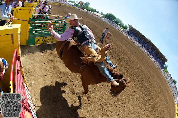 2013 Red Bluff Round-Up - Tyler Nelson