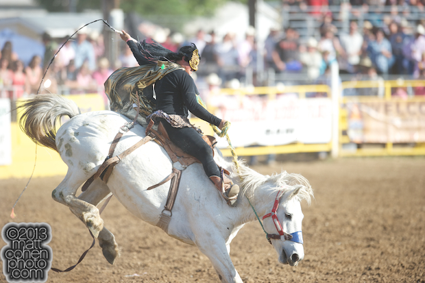 2013 Red Bluff Round-Up - Roy Johnson