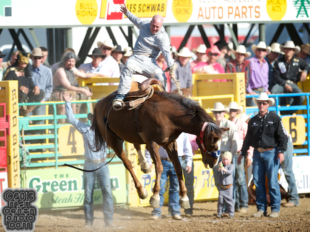2013 Red Bluff Round-Up - Ad Bugenig