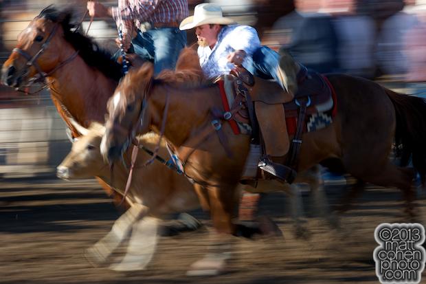 2013 Oakdale Rodeo - Stan Branco