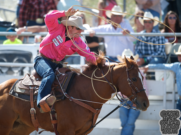 2013 Oakdale Rodeo - Tyson Durfey
