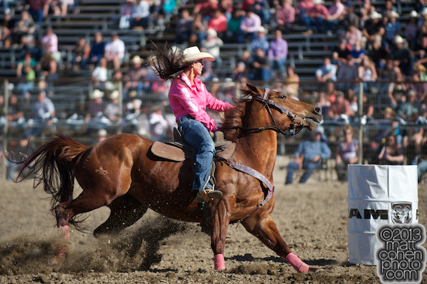2013 Oakdale Rodeo - Syd Wheeler