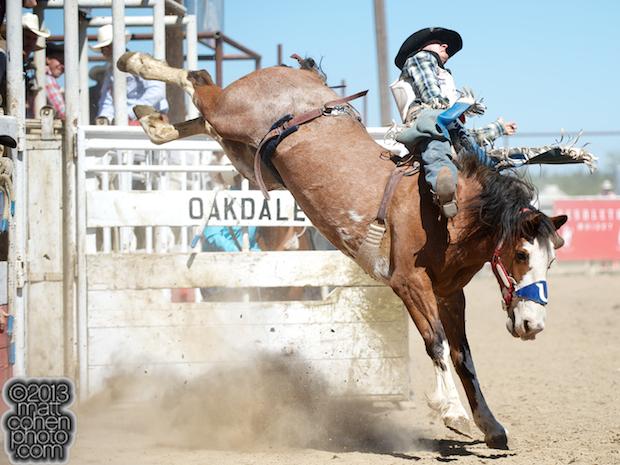 2013 Oakdale Rodeo - Seth Hardwick