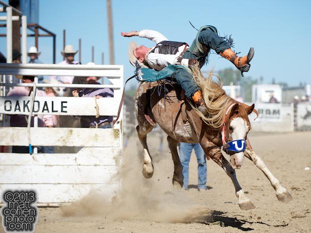 2013 Oakdale Rodeo - R.C. Landingham