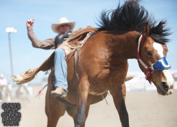 2013 Oakdale Rodeo - Tyler Nelson