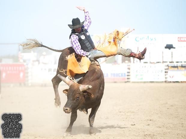 2013 Oakdale Rodeo - Trevor Kastner