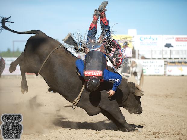 2013 Oakdale Rodeo - Ben Miles