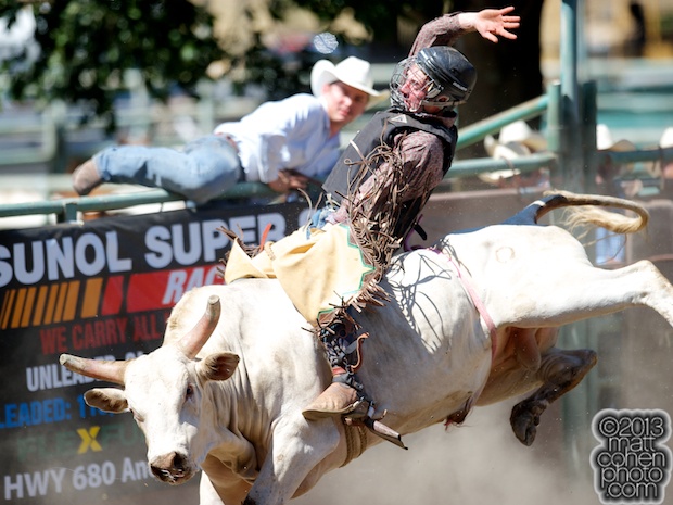 2013 Rowell Ranch Rodeo - Will Morris