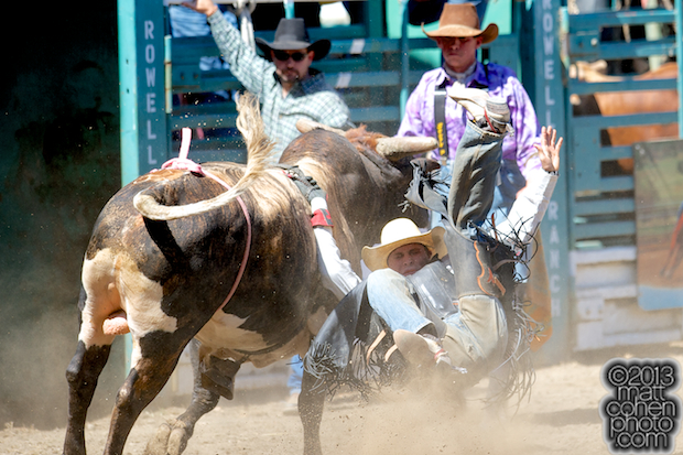 2013 Rowell Ranch Rodeo - Jed Jones