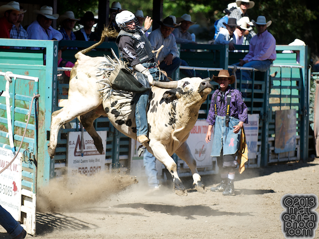 2013 Rowell Ranch Rodeo - Rocky McDonald