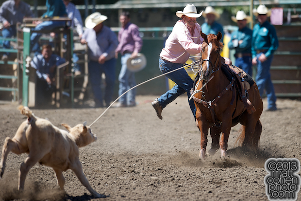 2013 Rowell Ranch Rodeo - Chad Rava