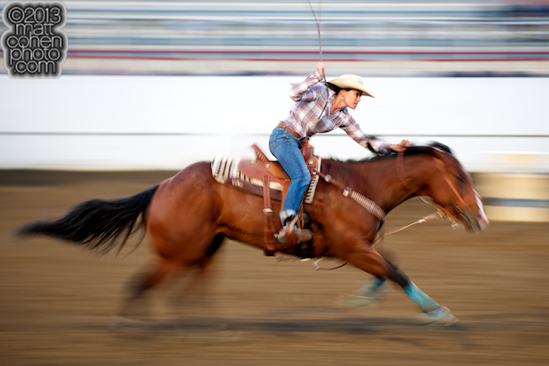 2013 Redding Rodeo - Sarah Kieckhefer