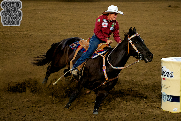 2013 Redding Rodeo - Brenda Mays