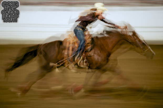 2013 Redding Rodeo - Christina Richman