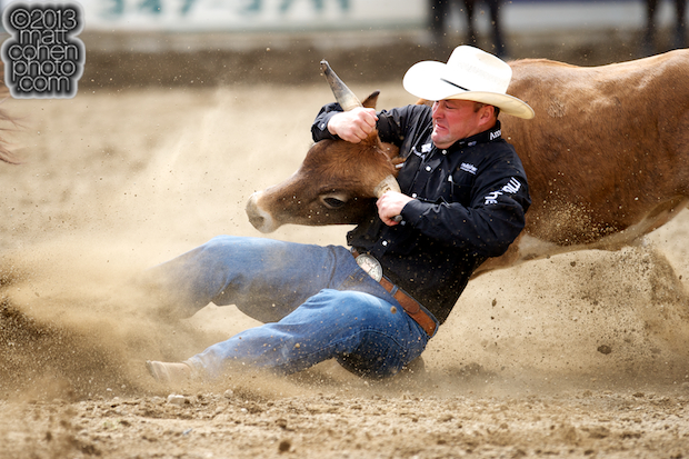 2013 Redding Rodeo - Billy Bugenig