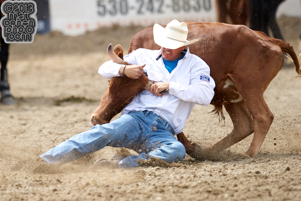 2013 Redding Rodeo - Trevor Knowles