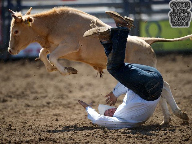 2013 Redding Rodeo - Buster Barton