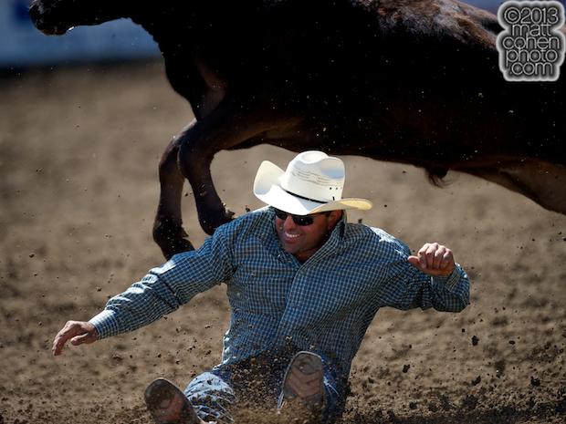 2013 Redding Rodeo - B.J. Taruscio
