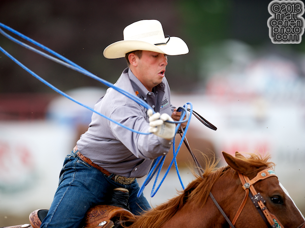 2013 Redding Rodeo - Chase Tryan
