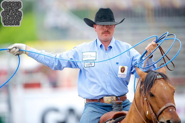 2013 Redding Rodeo - Jade Corkill