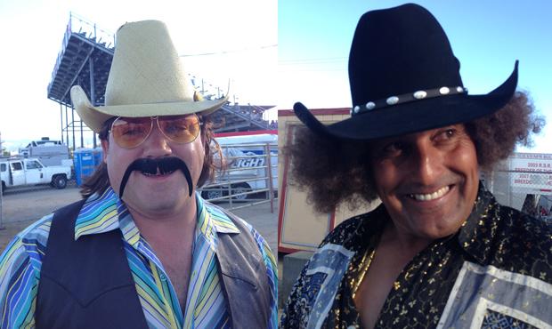 Reno Rosser & Meeko Moreno