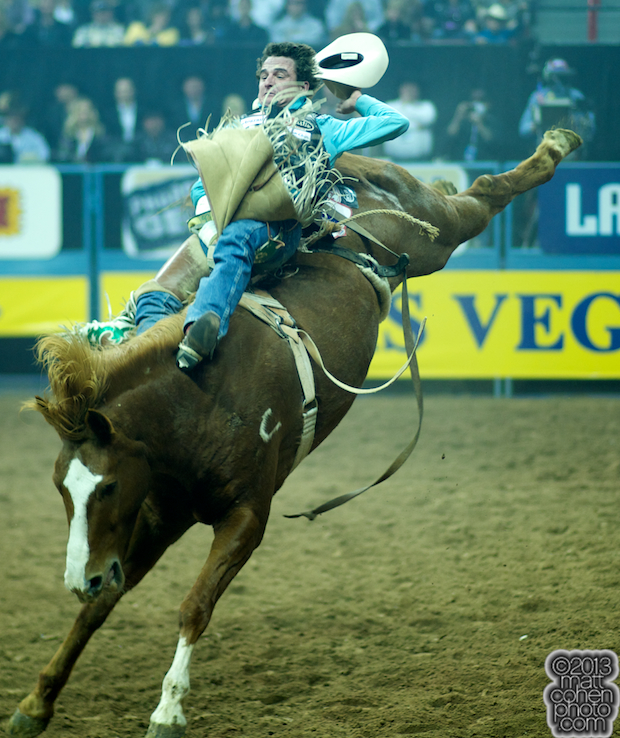 2013 NFR Bareback Stock - Good Time Charlie of Classic Pro Rodeo
